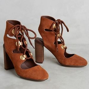 See by Chloe Lace-up Shooties size 42